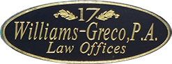 Williams-Greco, P.A. Law Offices 17 Crescent Street